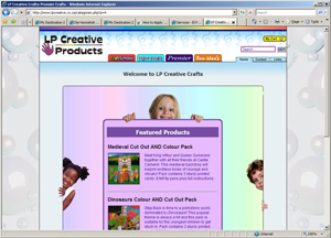 LP Creative Crafts